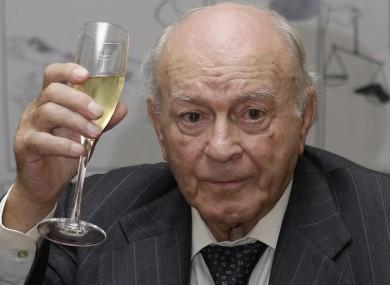 Di Stefano back in 2009.