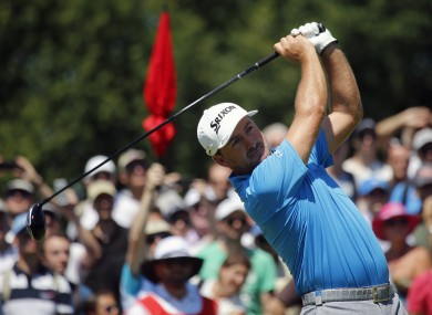 Graeme McDowell staged a stunning chase on the final day.