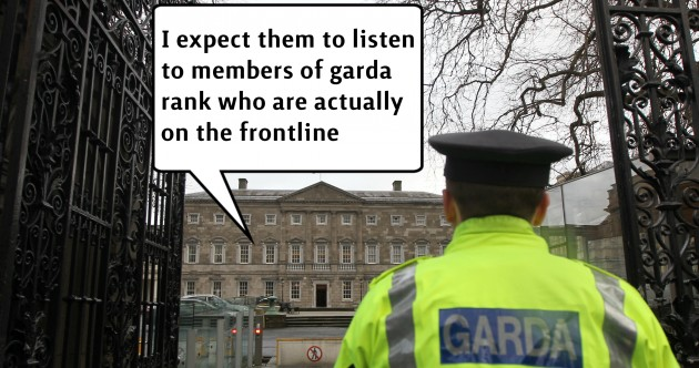 We asked gardaí what they want from their new boss – here's what they said