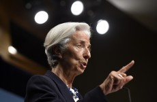 IMF: Politicians should take advantage of 'favourable' financial market conditions