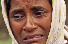 Desperate search for survivors after landslide kills 23