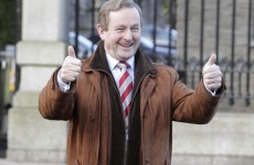 Enda is in Germany today… opening a new Penneys store