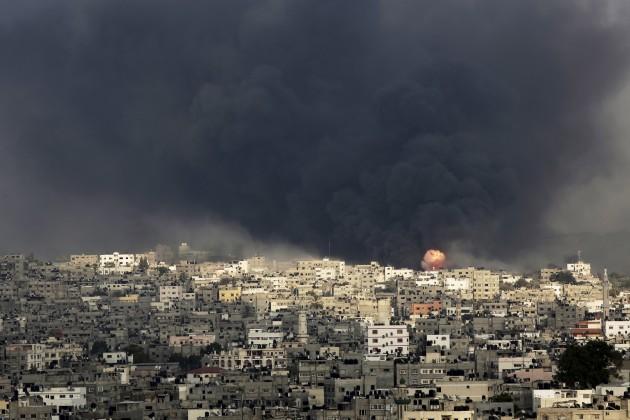 Mideast Israel Palestin