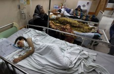 'Stop bombing trapped civilians' – Doctors' plea as five are killed in Gaza hospital