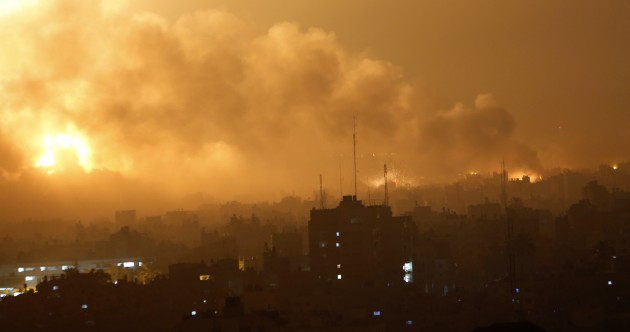 World pushes for Israel-Palestine ceasefire as seven more killed in Gaza