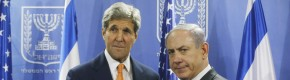 Israel rejects John Kerry ceasefire proposal