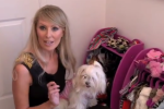Irish woman shows off the ridiculous outfits she puts on her pet dogs