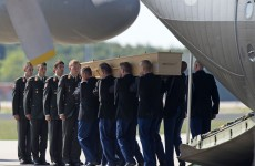 Bodies of MH17 victims keep arriving in the Netherlands