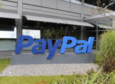 PayPal's Irish HQ in Blanchardstown.