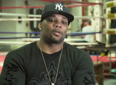 Mike Perez is preparing for the fight of his life.
