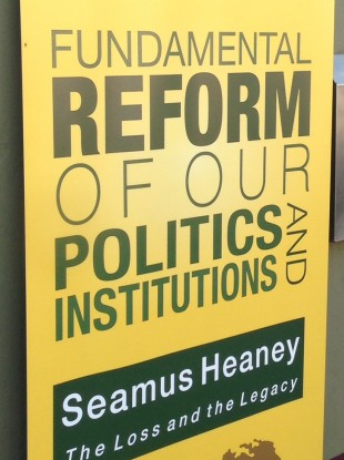 The theme of this year's MacGill Summer School