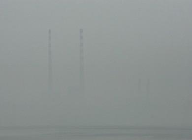 File photo of fog
