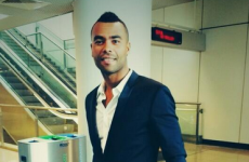 Ashley Cole is in Rome, ready to make switch to Serie A