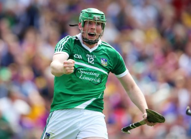 Shane Dowling was the star of the show for Limerick.