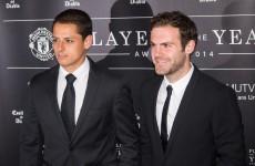 Javier Hernandez cuts holidays short in effort to impress Louis van Gaal