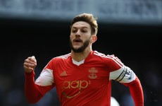 Liverpool's €31million man Adam Lallana set to miss start of season