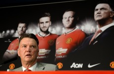 Van Gaal bemoans United display despite victory