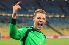 This highlights video shows why many consider Neuer as the world's best keeper