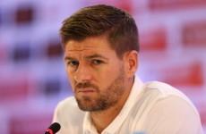 Rodgers welcomes Gerrard's international retirement