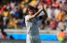 After 14 years and 114 caps, Steven Gerrard retires from England duty
