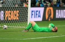Penalty analysis: 'Why didn't Cillessen stop Messi's kick?