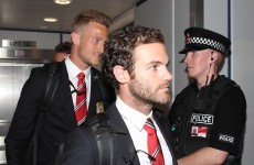 Mata: Van Gaal tells United players to speak English