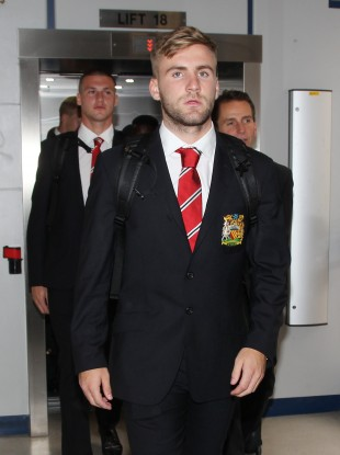 Shaw has come under fire for his supposed lack of fitness.