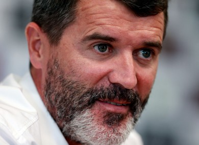 Keane believes England's players lacked the big-game experience to go far in the World Cup.
