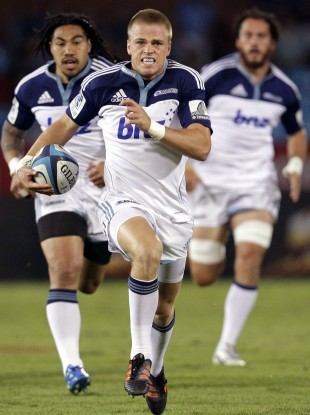 Anscombe has been with the Chiefs for two seasons after breaking through at the Blues in 2012.