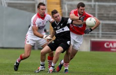 As It Happened: Cork v Sligo, All-Ireland SFC Round 4A qualifier