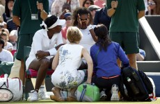 'Heartbroken' Serena Williams explains Wimbledon retirement