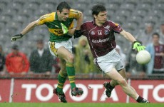 Recall the Meehan and Cooper masterclass when Galway and Kerry met back in 2008