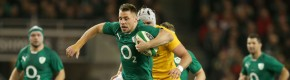 Bowe out of Ireland driving seat and playing catch up on the wing