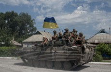 Russian missile system used against Ukraine, Poroshenko claims
