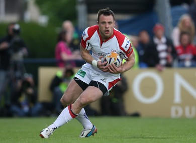 Bowe returned to Ulster from the Ospreys with the intention of winning trophies.