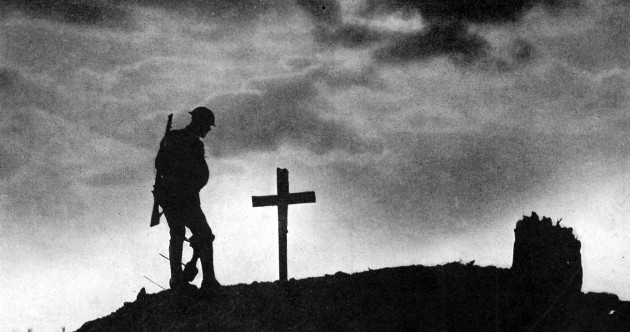 Column: 'Hell is Coming' – fragments of horror from World War One