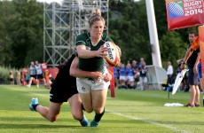 Ireland wing Miller hoping to spark back three for World Cup semi
