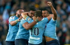 Cheika guides Waratahs to first Super Rugby title in thrilling final