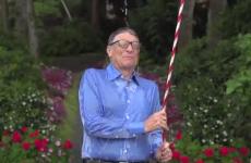 Bill Gates accepts Mark Zuckerberg's ice-bucket challenge with delightfully nerdy results