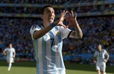 'Arry's Transfer Window: United in box seat to land Di Maria