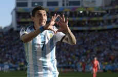 'Arry's Transfer Window: United target £100million-rated Di Maria