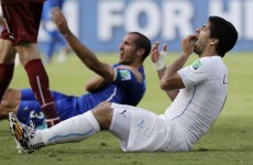 Luis Suarez's latest stance on biting – 'I am not doing that anymore'