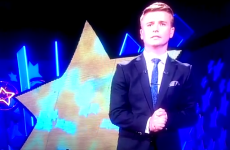 Did you catch Brian Ormond's extremely awkward Lottery fail?