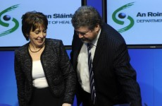 Róisín Shortall: I'm surprised the 'very inexperienced' James Reilly wasn't sacked