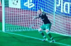 Scenes! Ludogorets defender goes in goal for shootout and clinches Champions League spot