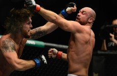 Cathal Pendred's opponent from the O2 tests positive for steroids