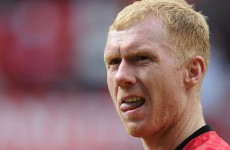 Paul Scholes 'scared' Man Utd are heading into wilderness