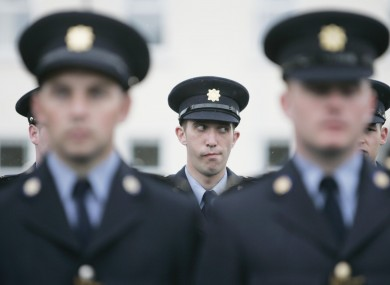 The last set of recruits graduating in 2011.