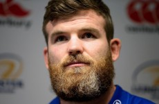 World Cup not in D'Arcy's thoughts as Ireland centre focuses short-term