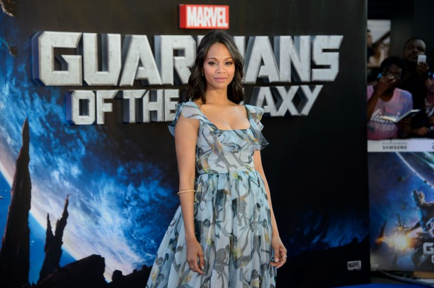 Guardians of the Galaxy Premiere - London